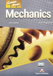 کتاب زبان تخصصی مهندسی مکانیک Career Paths: Mechanics