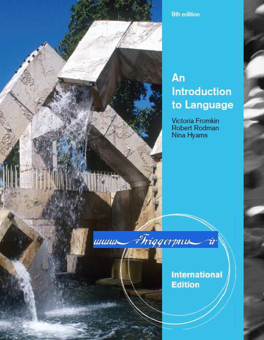 دانلود کتاب زبان شناسی فرامکین An Introduction to Language