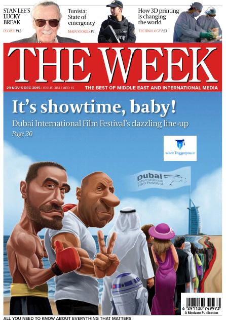 دانلود روزنامه ی The Week