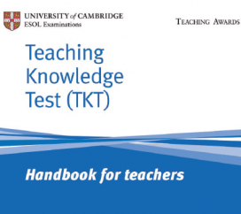 کتاب Teaching Knowledge Test(TKT)