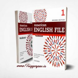 "<span itemprop=""name"">دانلود نمونه سوالات American English English File 1 Second Edition</span>"