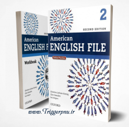 "<span itemprop=""name"">دانلود نمونه سوالات American English English File 2 Second Edition</span>"