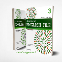 "<span itemprop=""name"">دانلود نمونه سوالات American English English File 3 Second Edition</span>"