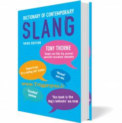 دیکشنری زبان عامیانه Dictionary of Contemporary Slang