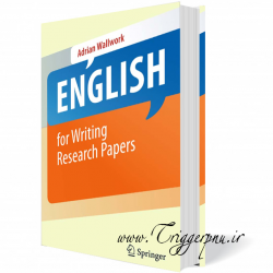 کتاب آموزش نگارش English For Writing Research Papers