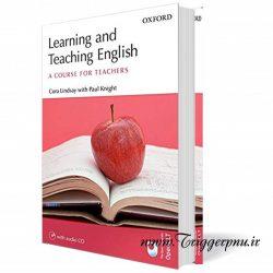 کتاب یادگیری و تدریس زبان انگلیسی Learning and Teaching English