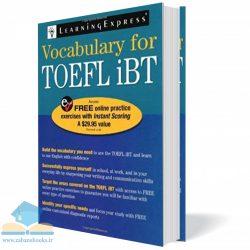 کتاب واژگان تافل اینترنتی Vocabulary for TOEFL IBT