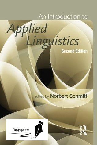 کتاب روش تحقیق در مسائل آموزش زبان An Introduction to Applied Linguistics