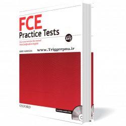 کتاب تست های تمرینی آزمون FCE به همراه پاسخ  FCE Practice Tests with Key