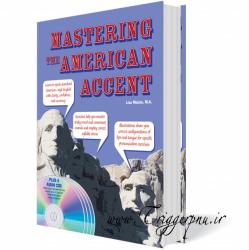 کتاب تسلط بر لهجه آمریکایی Mastering the American Accent