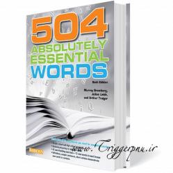 مطالعه ۵۰۴ واژه زبان انگلیسی