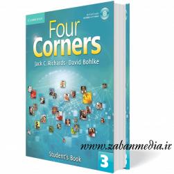 راهنما و نمونه سوالات Four Corners 3