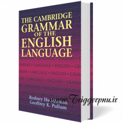 کتاب آموزش گرامر The Cambridge Grammar Of The English Language