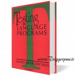 کتاب Testing in Language Programs