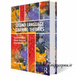 کتاب Second Language Learning Theories