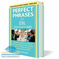 کتاب آموزش مکالمه Perfect Phrases For ESL Conversation 1St