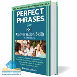 کتاب آموزش مکالمه Perfect Phrases For ESL Conversation 2nd