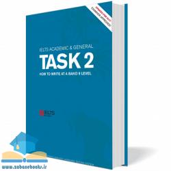 "<span itemprop=""name"">کتاب تسک ۲ ایلتس آکادمیک IELTS  Academic Task 2</span>"