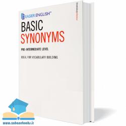 """<span itemprop=""""name"""">کتاب Easier English Basic Synonyms</span>"""