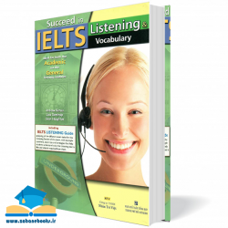 کتاب Succeed in IELTS Listening and Vocabulary