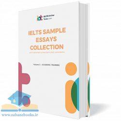 "<span itemprop=""name"">کتاب راهنمای جامع نگارش ایلتس IELTS Sample Essays Collection</span>"