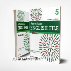"<span itemprop=""name"">دانلود نمونه سوالات American English English File 5 Second Edition</span>"