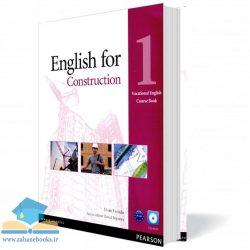 """<span itemprop=""""name"""">کتاب زبان تخصصی عمران V.E. English for Construction 1</span>"""
