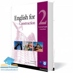 """<span itemprop=""""name"""">کتاب زبان تخصصی عمران V.E. English for Construction 2</span>"""