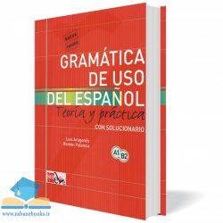 کتاب آموزش گرامر اسپانیایی Gramatica de Uso A1-B2