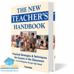 "<span itemprop=""name"">کتاب The New Teacher's Handbook</span>"
