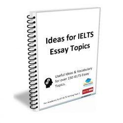 "<span itemprop=""name"">جزوه Ideas For IELTS Easy Topics</span>"