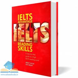 "<span itemprop=""name"">کتاب آموزش درک مطلب آیلتس IELTS Advantage – Reading Skills</span>"